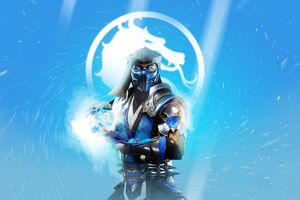 Mortal Kombat Sub Zero 4k 2019 Wallpaper