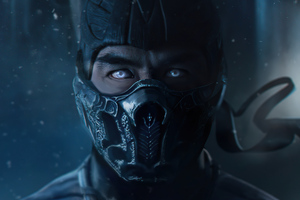 Mortal Kombat Sub Zero Movie 4k Wallpaper