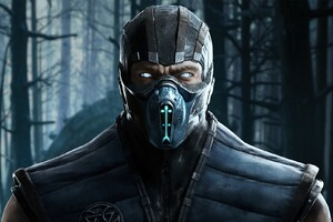 Mortal Kombat X Sub Zero Wallpaper