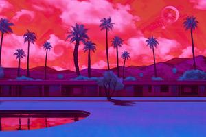 Motel California 4k