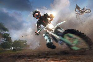 Moto Racer 4 Wallpaper