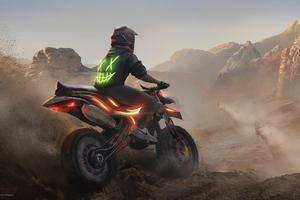Motocross Madness 4k