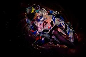 Motorbike Artistic