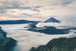 Mount Bromo East Java Indonesia 4k