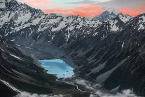 Mount Cook 4k Wallpaper
