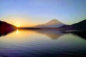 Mount Fuji 4k