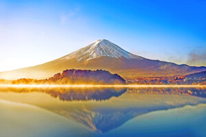 Mount Fuji 5k Wallpaper
