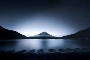 Mount Fuji Beautiful View 4k