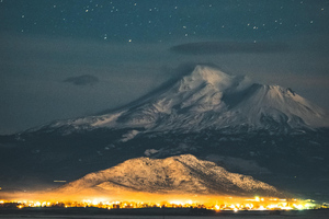 Mount Shasta Wallpaper