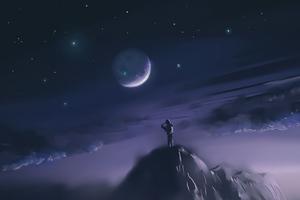 Mount Tranquility 5k Wallpaper