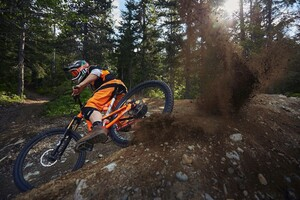 Mountain Bicycles Wallpaper