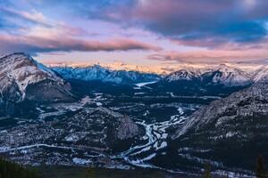 Mountains 4k Snow