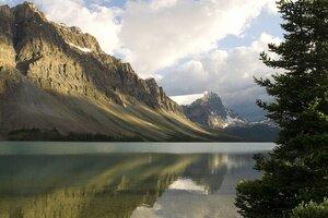 Mountains Lake Canada