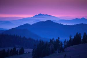 Mountains Minimal Morning Dreamscape 4k Wallpaper