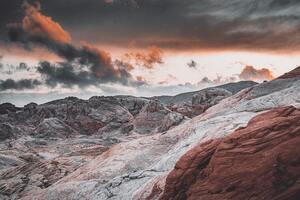 Mountains Ranges 8k Wallpaper