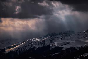 Mountains View Of Switzerland 5k