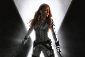 Movie Black Widow 2020 4k Wallpaper