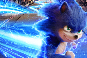 Movie Sonic The Hedgehog 2020 Wallpaper