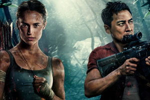 Movie Tomb Raider 5k Wallpaper