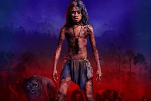 Mowgli Movie 4k Wallpaper