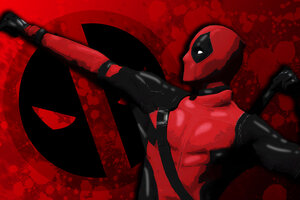 Mr Deadpool Wallpaper