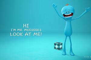 Mr Meeseeks