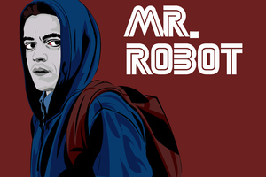Mr Robot 4k Wallpaper