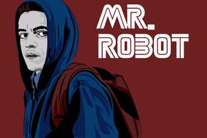 Mr Robot 4k