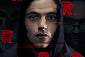 Mr Robot Fan Art Wallpaper