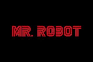 Mr Robot Logo HD Wallpaper