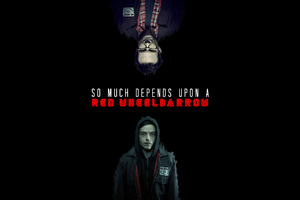 Mr Robot Tv Series Fanart