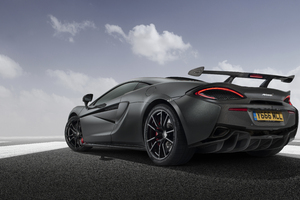 MSO McLaren 570S Coupe High Downforce Kit 2019 Wallpaper