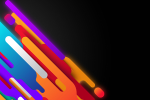 Music Pipes Abstract 4k Wallpaper