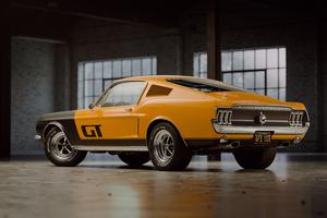 Mustang Gt 2020 4k Wallpaper