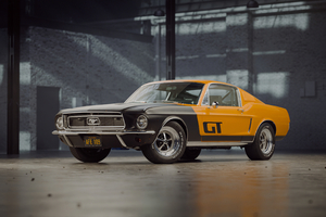 Mustang Gt 4k