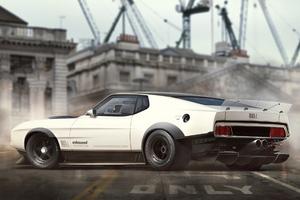 Mustang Mach 4k
