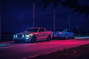 Mustang Retro 8k