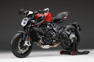 MV Agusta Dragster 800 Rosso 2020