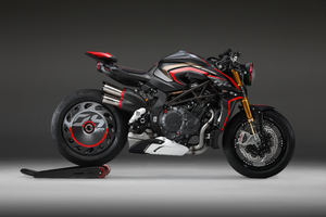 MV Agusta Rush 1000 2020 Wallpaper