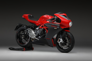 MV Agusta Superveloce 800 2020 Wallpaper