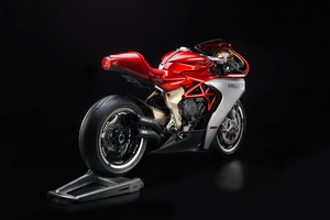 MV Agusta Superveloce 800 4k Wallpaper