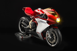 MV Agusta Superveloce 800 Wallpaper