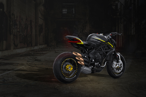 MV Agusta USA 800 RR Wallpaper