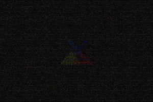 Mx Linux Logo Minimal 4k Wallpaper