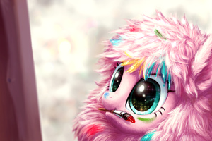 My Little Pony Fluffle Puff