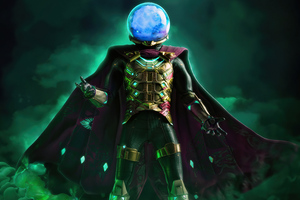 Mysterio 4k Wallpaper
