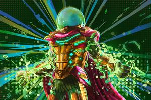Mysterio 4kartwork Wallpaper