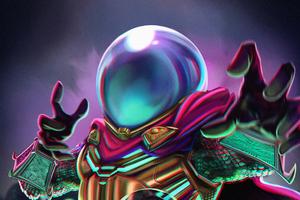 Mysterio King Of Illusion Wallpaper