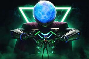 Mysterio Spiderman Wallpaper