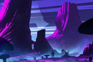 Mysterious Planet 4k Wallpaper